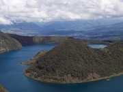 Cotopaxi et Chimborazo Equateur 2003